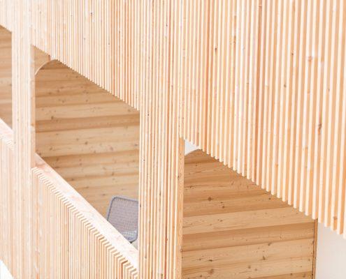 Balkon Adler Golling